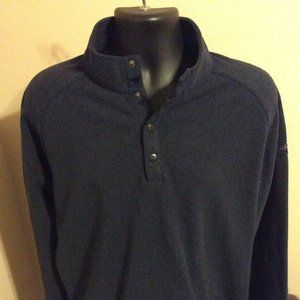 Greg Norman Golf Pullover Men's Sweater sz large